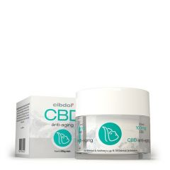 Cibdol - Anti Aging Cream with CBD