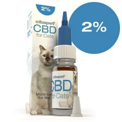 Cibapet - CBD Oil for cats 2% - 10ml