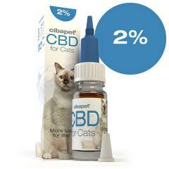 Cibapet - CBD Öl für Katzen 2% - 10ml