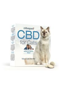 Cibapet - CBD pastilles for cats - 100pcs