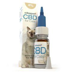 Cibapet - CBD Öl für Katzen - 4% - 10ml