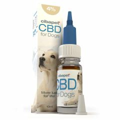 Cibapet - CBD Oil for dogs 4% - 10ml