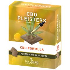 PuroCuro - CBD Pleisters 16mg