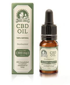 Sensi Seeds CBD oil 5% (500 mg) - 10ml